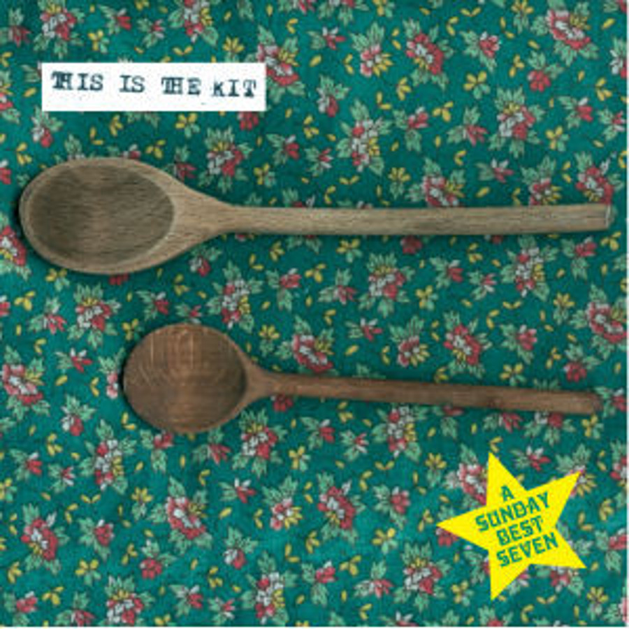 TITK_Two Wooden Spoons